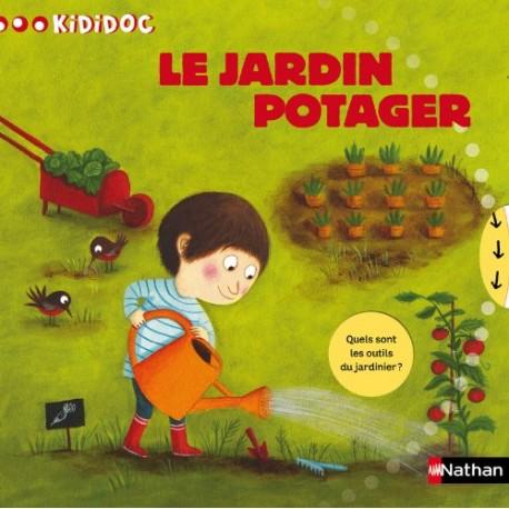 KIDIDOC LE JARDIN POTAGER