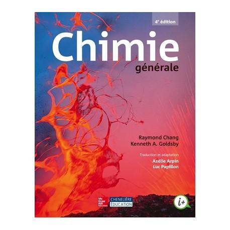 Chimie générale 4e ed