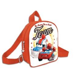 Petit sac à dos et accessoire dessin car