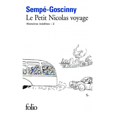 Le Petit Nicolas voyage