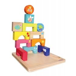 Puzzle quatre saisons +24 mois