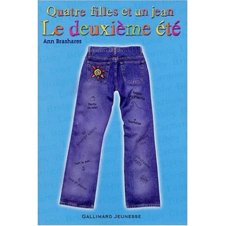 Quatre filles et un jean : Le Deuxième Eté