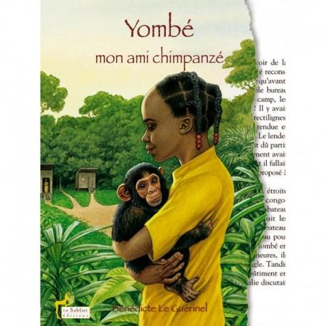 YOMBE MON AMI CHIMPANZE