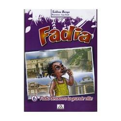 Fadia découvre la grande ville