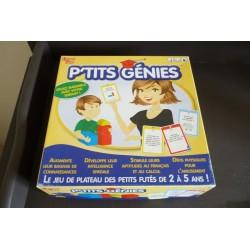 P'tits génies 2 à 5 ans