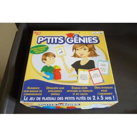 P'TITS GENIES 2 A 5 ANS