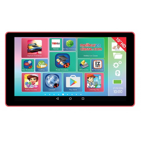 TABLETTE EDUCATIVE 13 A 18 ANS