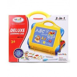 Deluxe learning case 3+
