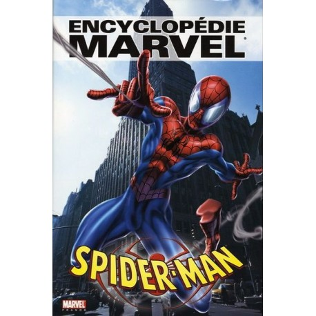 Spiderman encyclopedie marvel