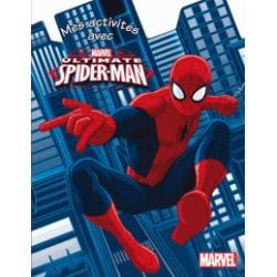 Spiderman mes activités avec spiderman