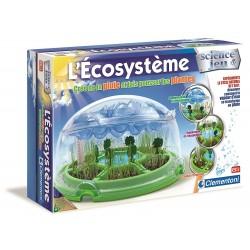 Clementoni - 62209 - Jeu Educatif - Scientifique-le Laboratoire de l'Écologie