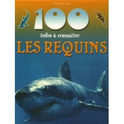 Les requins:100 infos à connaitre