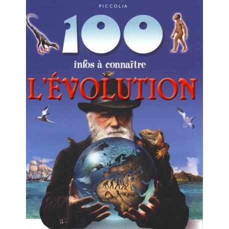 L'évolution: 100 infos à connaitre