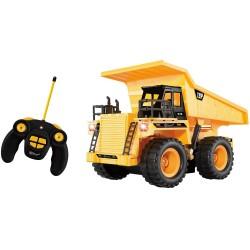 Camion - benne radiocommandé entièrement fonctionnel à 5 canaux Top Race®