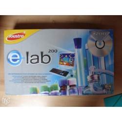 E lab chimie 200 + 12 ans