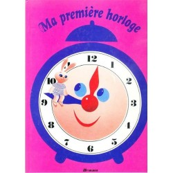 Ma première horloge +6 ANS