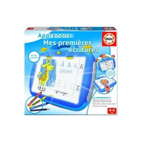MES PREMIERES ECRITURES +4 ANS 15501