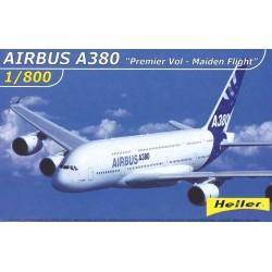 """Heller - 79845 - Construction Et Maquettes - Airbus A380 """"Premier Vol / Maiden Flight"""" - Echelle 1/800ème"""