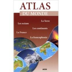 ATLAS DU MONDE (Petit format)