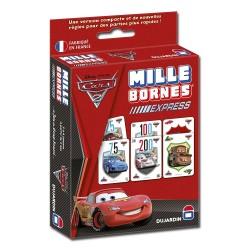 Dujardin - 59246 - Jeu de société - 1000 Bornes - Cars 2 Express