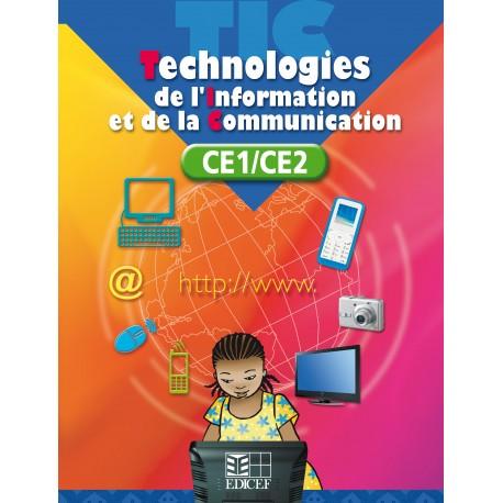 Technologie de l'information et de la com CE1 CE2