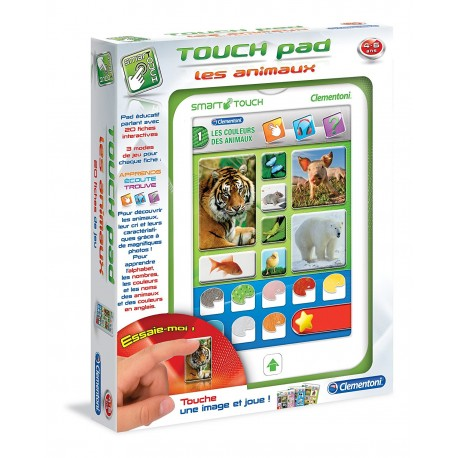 ADN TOUCH PAD