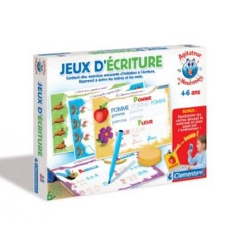 ADN JEUX D'ECRITURE