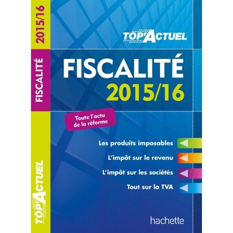 Top Actuel Fiscalité 2015/16