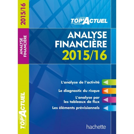 Top Actuel analyse financière 2015/16