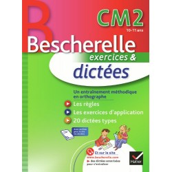 Bescherelle CM2 exercices et dictées