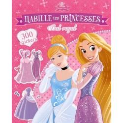 Habille tes princesses, Bal royal : Avec 300 stickers