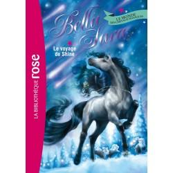 Bella Sara 08 - Le voyage de Shine