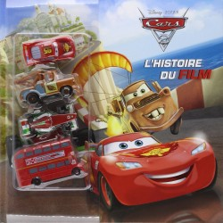 Cars 2, l'histoire du film : Avec 4 voitures