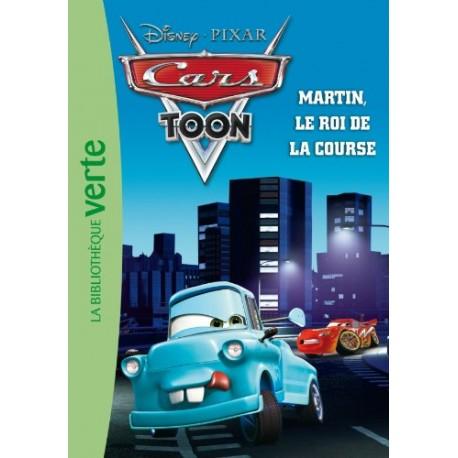 Cars 05 - Martin, le roi de la course