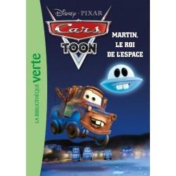 Cars 04 - Martin, le roi de l'espace