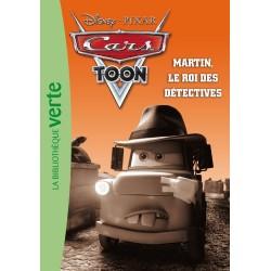 Cars 06 - Martin, le roi des détectives