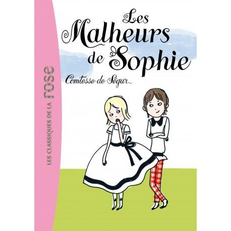 La Comtesse de Ségur 01 - Les malheurs de Sophie