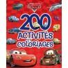 200 colos et activités Cars