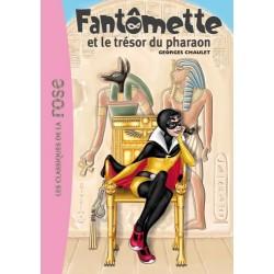 Fantômette 16 - Fantômette et le trésor du pharaon