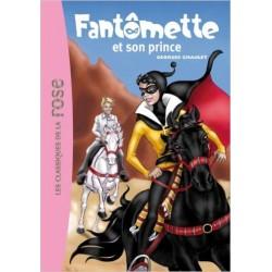 Fantômette 12 - Fantômette et son prince