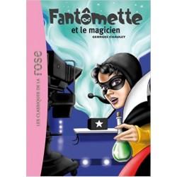 Fantomette 52 - Fantomette et le magicien