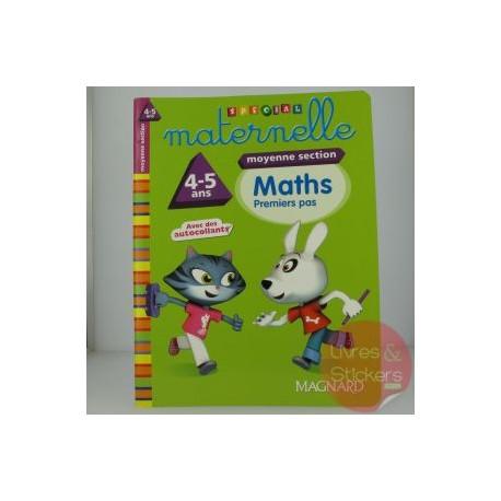 Initiation Mathématique 4-5 ans Maternelles