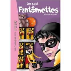 Fantômette Tome 10 - les sept fantomettes