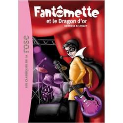 Fantômette 41 - Fantômette et le dragon d'or