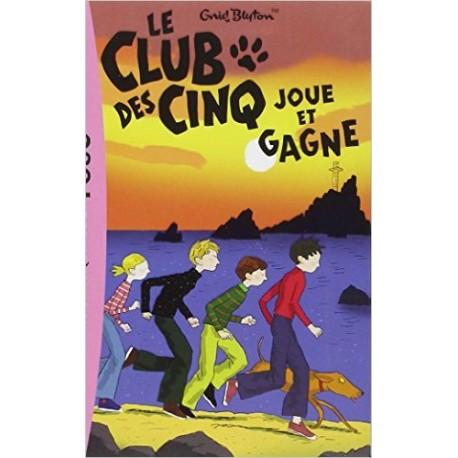 LE CLUB DES CINQ JOUE ET GAGNE 13