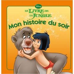 Le livre de la jungle: Mon histoire du soir