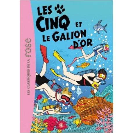 LES CINQ ET LE GALION NOIR28