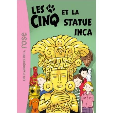 LES CINQ ET LA STATUE INCA 29