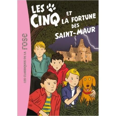 LES CINQ ET LA FORTUNE DES SAINT-MAUR 31