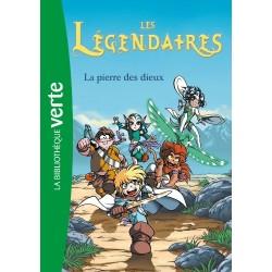 Les Légendaires 01 - La pierre des dieuxX